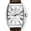 Florian Tresler Dynamic Leader Silver White Brown Leather